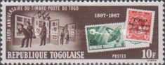 [The 70th Anniversary of First Togolese Stamps, type LG]