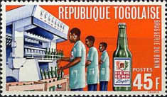 [Industrialization - Brewery in Benin, type LZ]