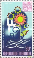 [International Hydrological Decade 1965-1974, type MA]