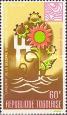 [International Hydrological Decade 1965-1974, type MA1]