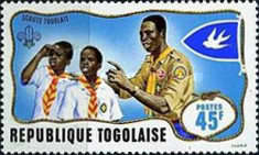 [Togolese Scouts, type MW1]
