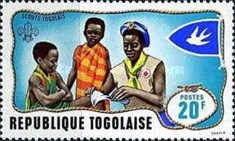 [Togolese Scouts, type MX]