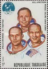 [Space Flight - Apollo 11, 12 and 13, Typ RH]