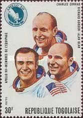 [Space Flight - Apollo 11, 12 and 13, Typ RK]