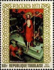 [Airmail - Easter - Paintings, type TC1]