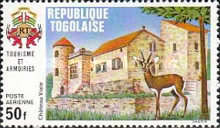 [Airmail - Tourist Attractions, type TI]