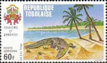 [Airmail - Tourist Attractions, type TJ]