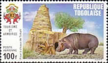 [Airmail - Tourist Attractions, type TK]