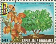 [Airmail - International Cocoa Day, type TL1]