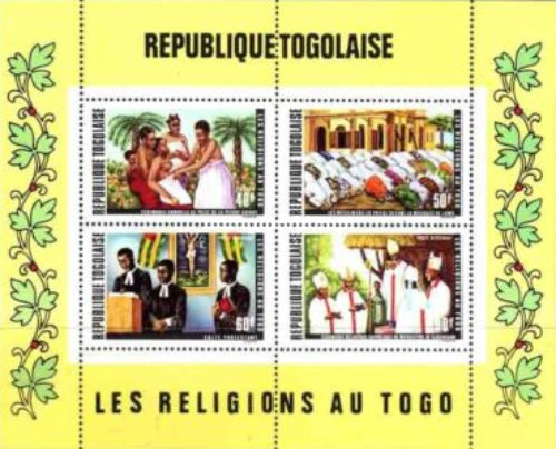 [Religions in Togo, type TW1]