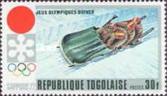 [Winter Olympic Games - Sapporo 1972, Japan, type UC]