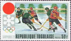 [Winter Olympic Games - Sapporo 1972, Japan, type UD]