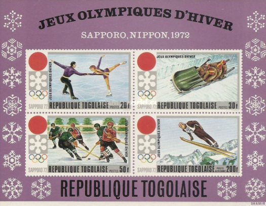 [Winter Olympic Games - Sapporo 1972, Japan, type UE1]