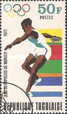 [Olympic Games - Munich, Germany, type VP]