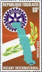 [Airmail - Rotary International, type VY]