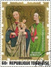 [Airmail - Paintings of Italian Masters, type WB]