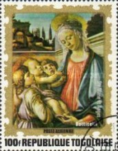 [Airmail - Paintings of Italian Masters, Typ WD]