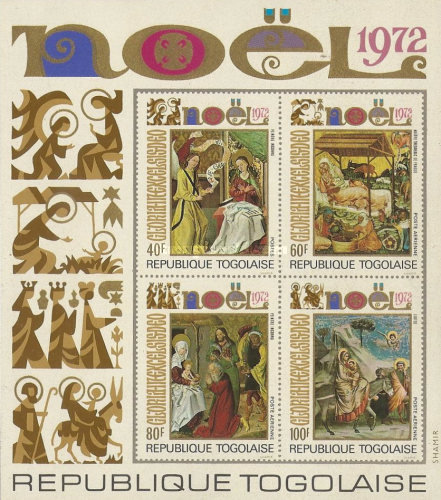 [Airmail - Christmas, type WL1]