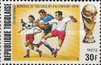 [Football World Cup - West Germany, type YM]