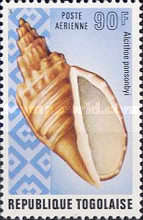 [Airmail - Mollusks of the Sea, type ZV]