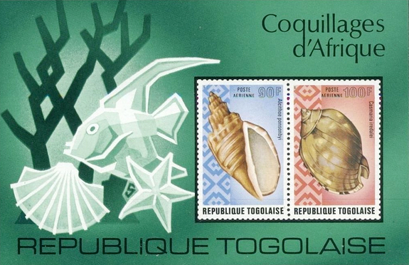 [Airmail - Mollusks of the Sea, type ZW1]