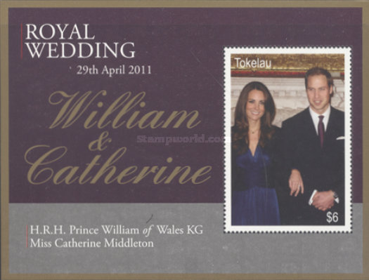 [Royal Wedding - Prince William & Cathrine Middleton, Typ ]