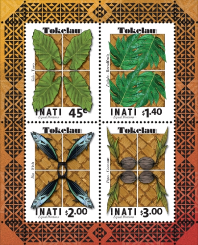 [Tokelau Inati - Equal Portions, type ]