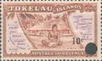 [Definitive Issues  of 1948 Surcharged, Typ A2]