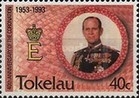 [The 40th Anniversary of Coronation of Queen Elizabeth II, Typ GL]