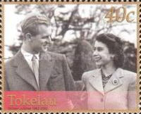 [The 50th Anniversary of the Accession of Queen Elizabeth II, Typ LA]