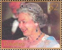 [The 50th Anniversary of the Accession of Queen Elizabeth II, Typ LD]