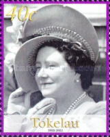 [Queen Elizabeth the Queen Mother Commemoration, 1900-2002, Typ LO]