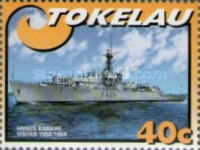 [Royal New Zealand Navy Ships which have visited Tokelau, Typ LS]