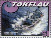 [Royal New Zealand Navy Ships which have visited Tokelau, Typ LT]