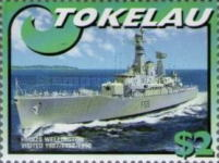 [Royal New Zealand Navy Ships which have visited Tokelau, Typ LU]