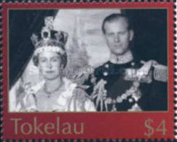 [The 50th Anniversary of Coronation of Queen Elizabeth II, type LY]