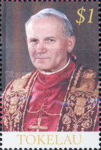 [Pope John Paul II, 1920-2005 - In Memoriam, Typ MQ]