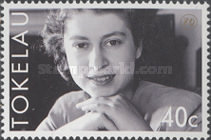 [The 80th Anniversary of the Birth of Queen Elizabeth II, Typ MW]