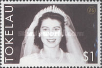 [The 80th Anniversary of the Birth of Queen Elizabeth II, Typ MX]