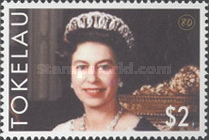 [The 80th Anniversary of the Birth of Queen Elizabeth II, Typ MY]