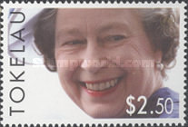 [The 80th Anniversary of the Birth of Queen Elizabeth II, Typ MZ]