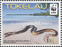 [WWF - Yellow Bellied Sea Snake, Typ OV]