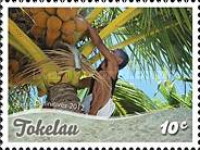 [Tokelau Scenic Definitives, Typ PD]