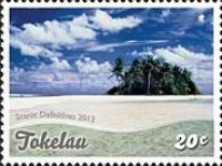 [Tokelau Scenic Definitives, Typ PE]