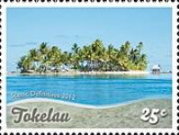 [Tokelau Scenic Definitives, Typ PF]