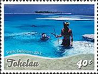 [Tokelau Scenic Definitives, Typ PG]