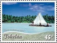 [Tokelau Scenic Definitives, Typ PH]