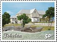 [Tokelau Scenic Definitives, Typ PI]
