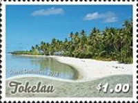 [Tokelau Scenic Definitives, Typ PJ]