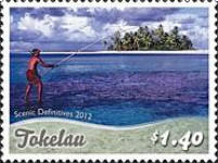 [Tokelau Scenic Definitives, Typ PK]